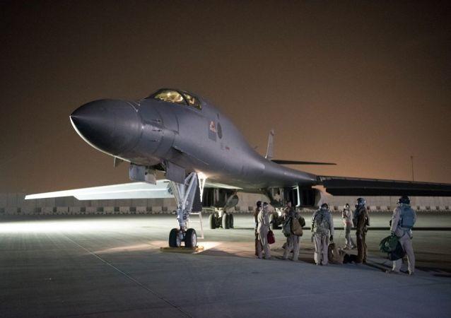 Katar'daki El Udeyd Hava Üssü