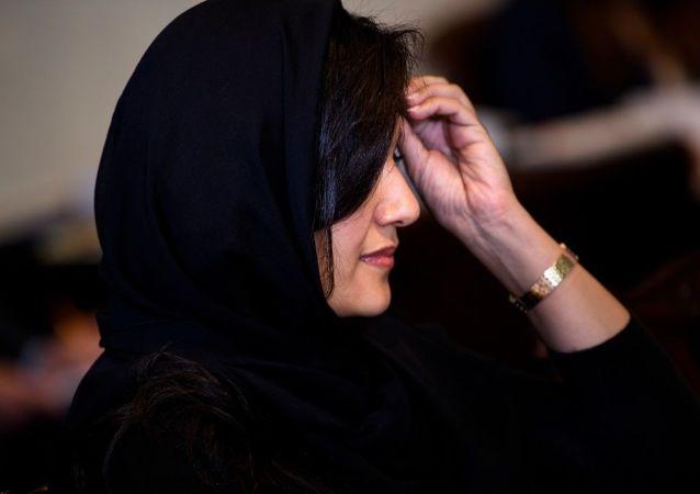 Suudi Arabistan'ın ilk kadın büyükelçisi Prenses Rima Bint Bender