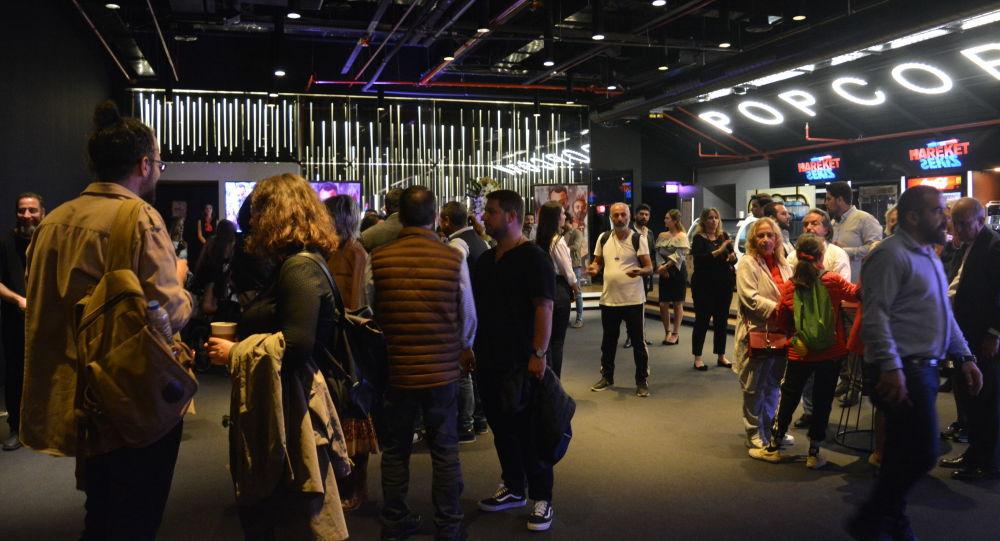 'Hareket Sekiz' filminin galası İstanbul'da yapıldı