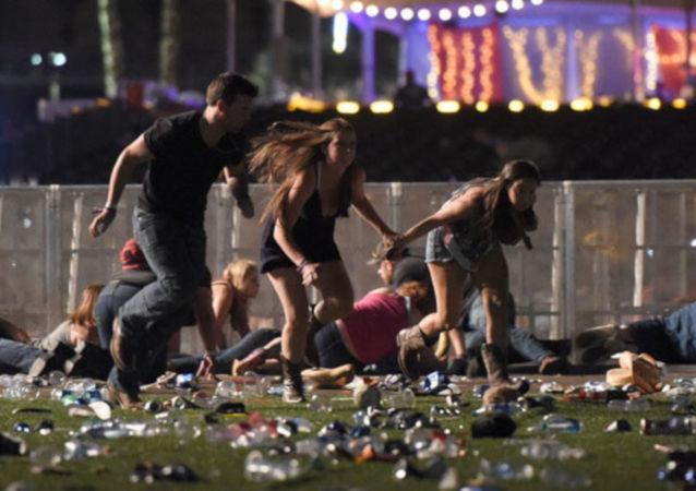 2017'deki Las Vegas saldırısı