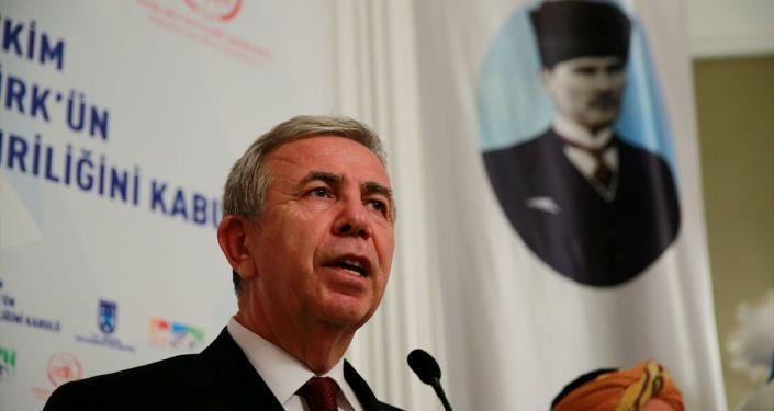 Ankara Kent Konseyi Başkanlığınca, 5 Ekim Gazi Mustafa Kemal Atatürk'ün Ankara hemşeriliği kabulünden dolayı Gençlik Parkı Kabul Salonu'nda resepsiyon düzenledi. Programda Ankara Büyükşehir Başkanı Mansur Yavaş da yer aldı.