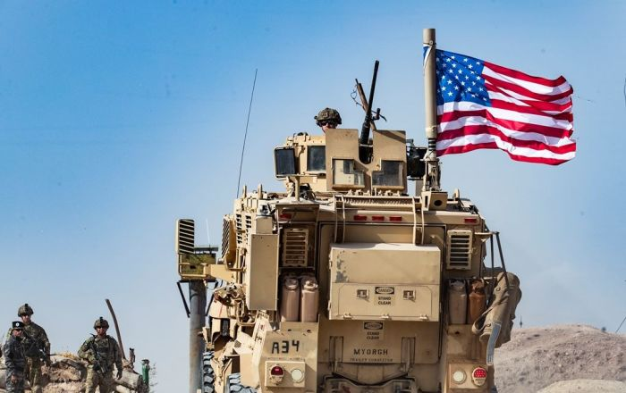 Rus uzman, 'ABD'li askerlerin Kobani'de topçu ateşine maruz kaldığı' yönündeki iddiaları değerlendirdi