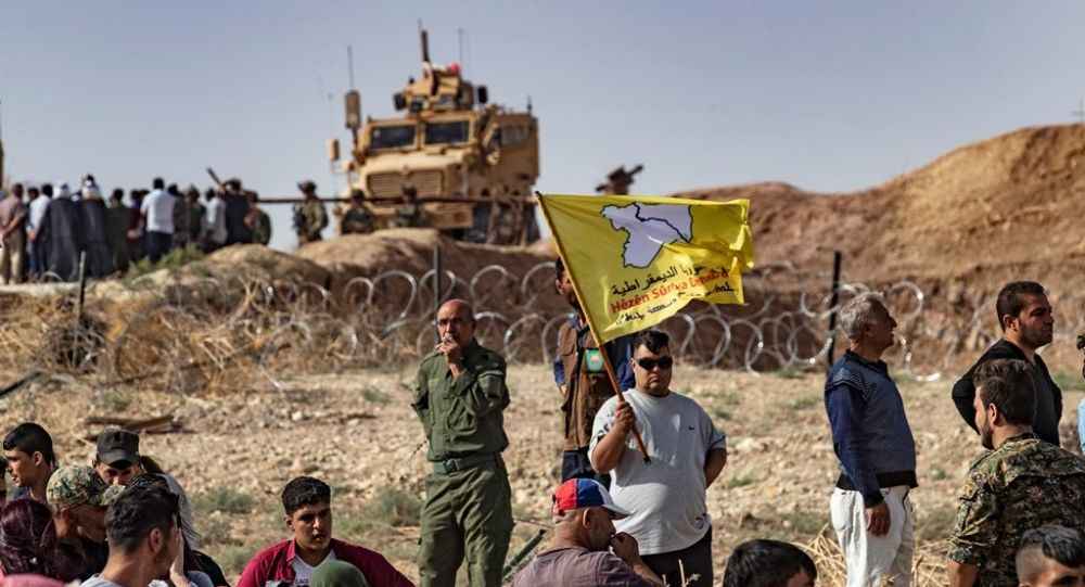 Suriye'deki ABD askerleri - DSG