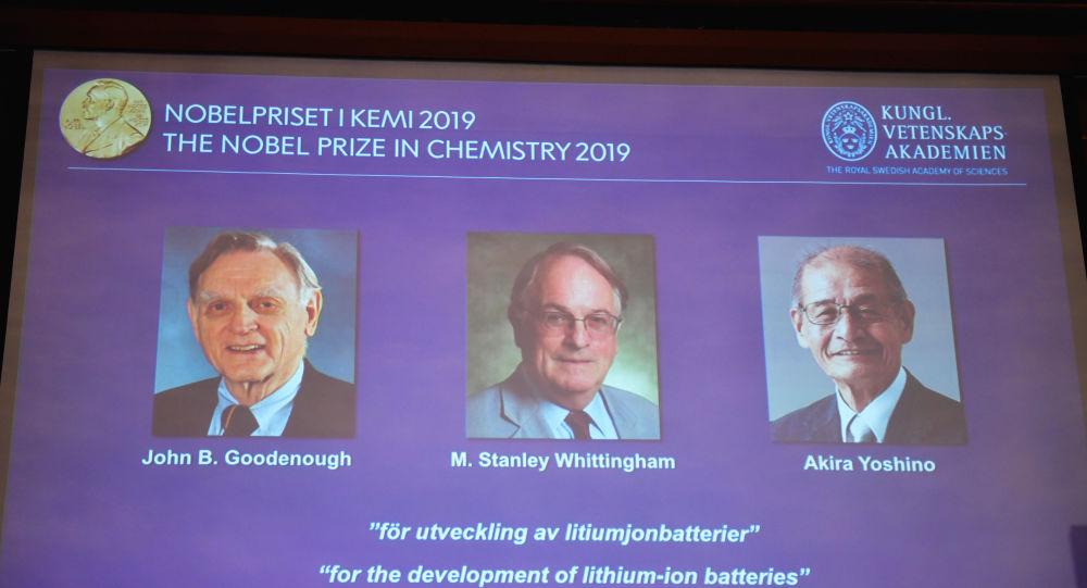 2019 Nobel Kimya Ödülü