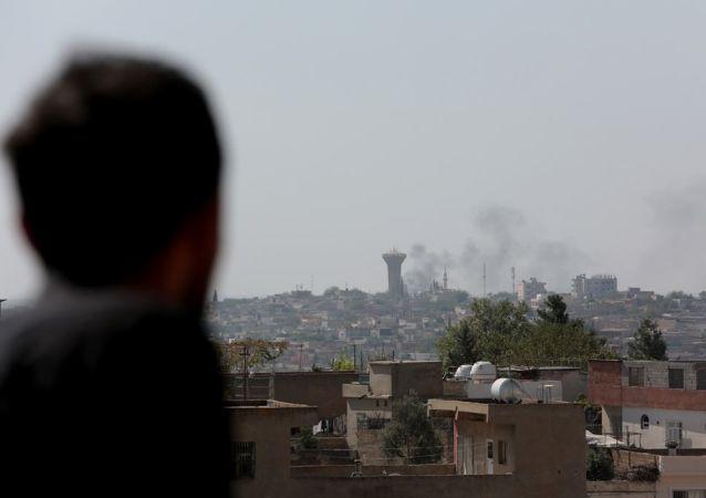 Kuzey Suriye'ye yönelik başlatılan 'Barış Pınarı Harekatı'nın ardından sınıra yakın bölge illerinde hareketlilik yaşanıyor.