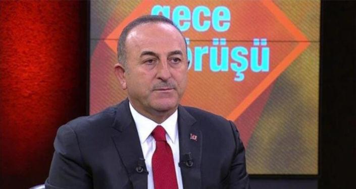 Programın ilk bölümünde Dışişleri Bakanı Mevlüt Çavuşoğlu, Hande Fırat'ın sorularını yanıtladı.