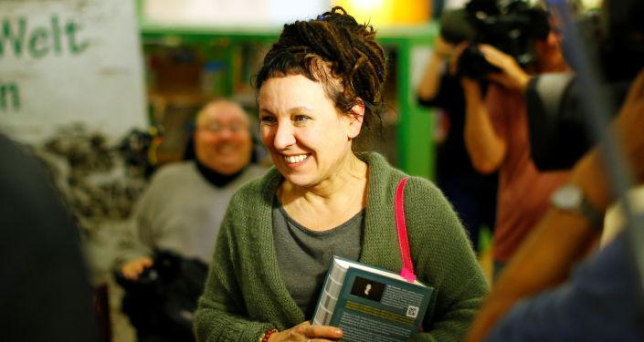 Nobel Edebiyat Ödülü kazanan Olga Tokarczuk