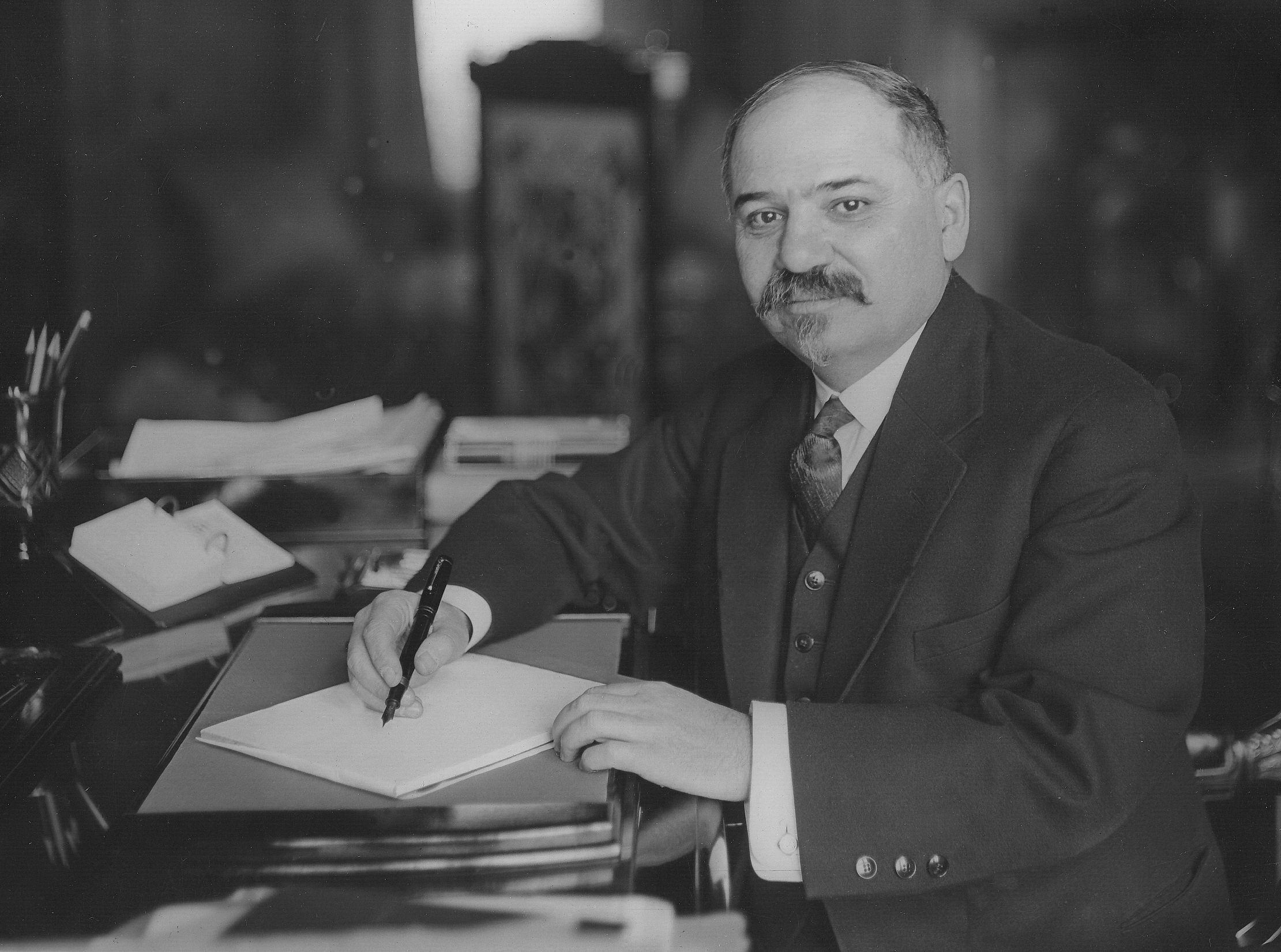 Sovyetler Birliği'nin Londra Büyükelçisi olarak görev yapan İvan Mihayloviç Mayski