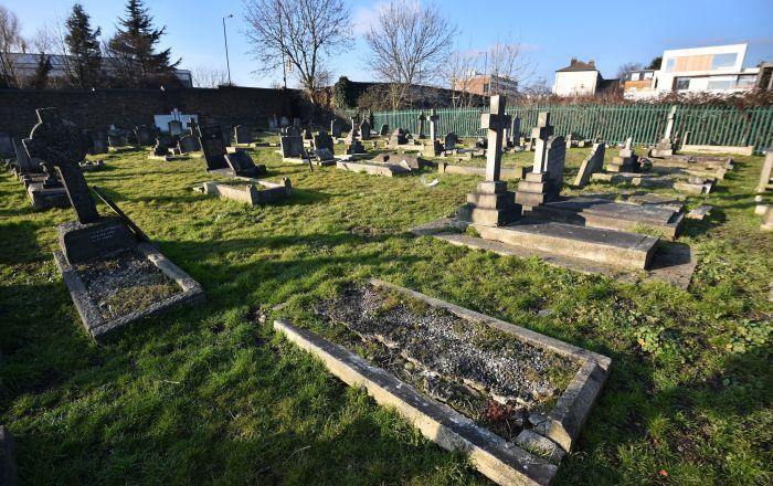 İrlandalı asker cenazesinde ses kaydını çaldırdı: Beni buradan çıkarın
