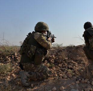 Barış Pınarı Harekatı – TSK – Türk askeri