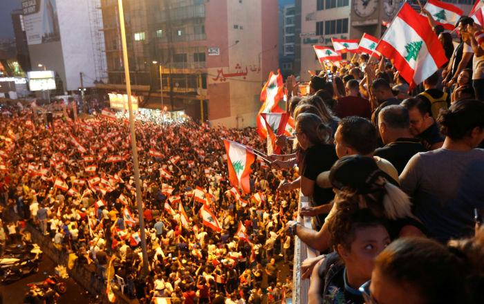Lübnan parlamentosu Başkan Yardımcısı Farzli: Lübnan yeni bir yaşam için şans elde etti