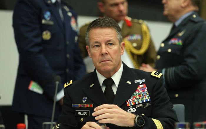 ABD'nin Afganistan'daki misyon komutanı: Kamuoyunca çok bilinmeyebilir ancak buradaki askeri gücümüzü azalttık