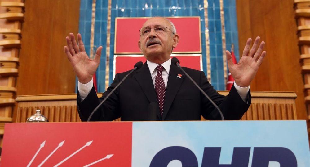 Kılıçdaroğlu: Erdoğan ABD'ye gitmemeli