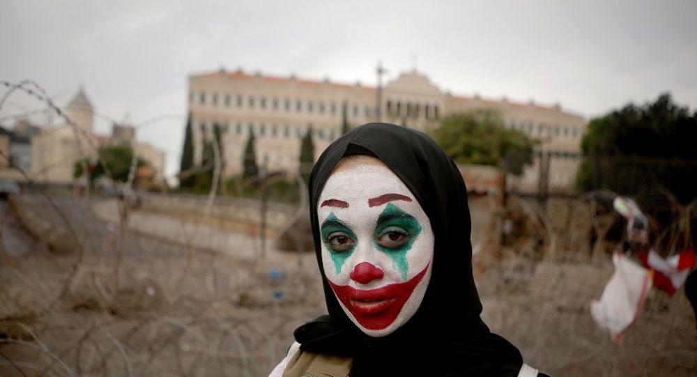 Lübnan - gösteriler