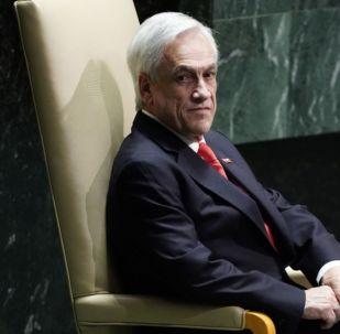 Şili Devlet Başkanı Sebastian Pinera