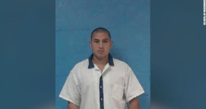 Yanlışlıkla serbest bırakılan tecavüz sanığı Tony Maycon Munoz-Mendez