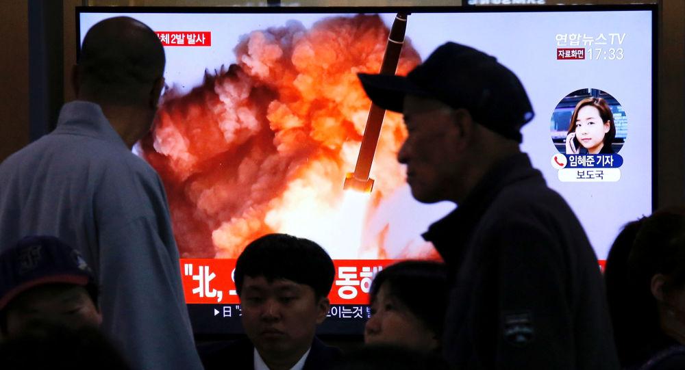 Kuzey Kore, 'bu yılki 12. füze denemesini gerçekleştirdi'