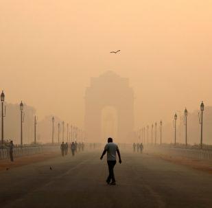Hindistan'daki hava kirliliği