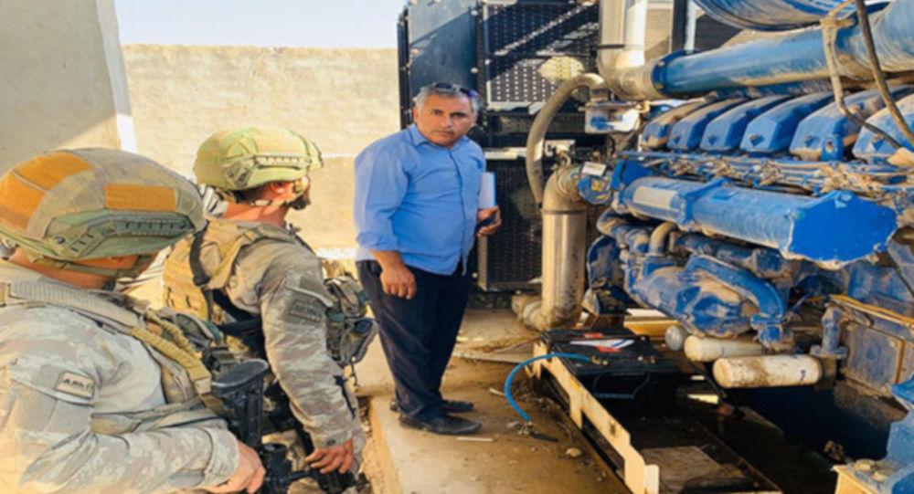 MSB'den 'Rasulayn'daki Allouk Su Tesisi'nde keşif faaliyetleri yapıldı' açıklaması