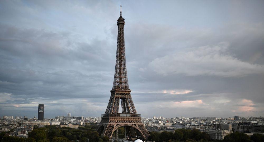 Eyfel Kulesi- Paris