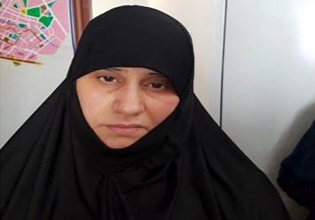 Bağdadi'nin ilk eşi Esma Feysi Muhammed el Kubeysi