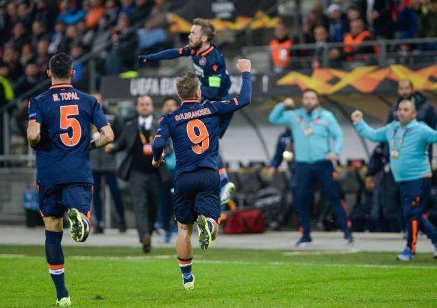 UEFA Avrupa Ligi'nde Medipol Başakşehir, Avusturya temsilcisi Wolfsberger ile J Grubu 4. hafta maçında Avusturya'nın Graz kentindeki Graz Liebenau Stadı'nda karşılaştı.