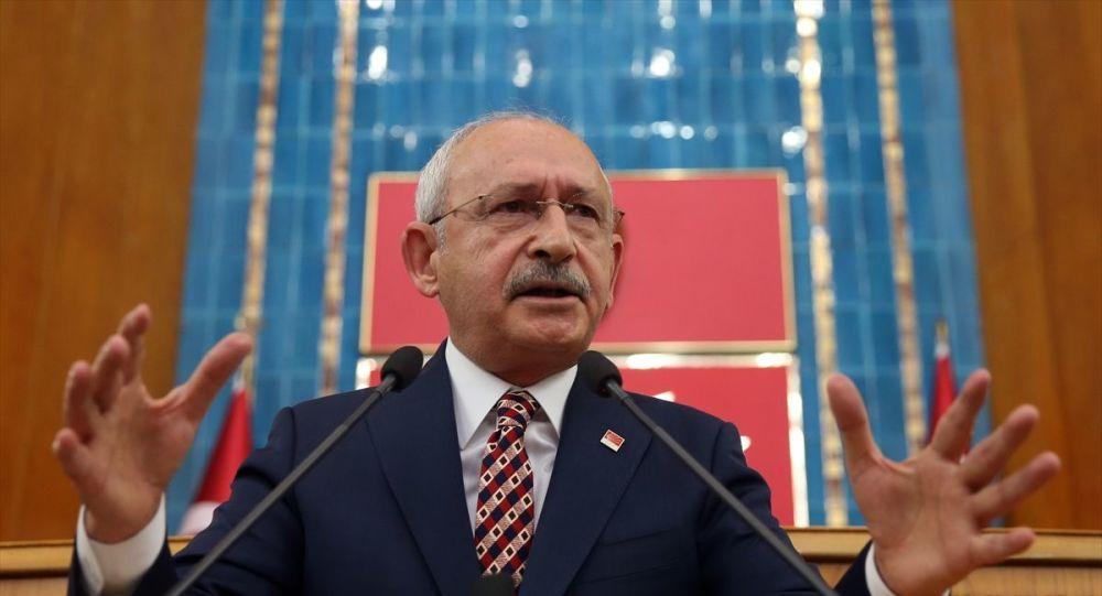 Kılıçdaroğlu'ndan Erdoğan'a: Trump sana 'aptal' diyor, sen mektubu 'takdim' ediyorsun