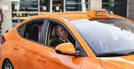Ankara Büyükşehir Belediye Başkanı Mansur Yavaş'ın seçim vaatleri arasında yer alan Akıllı Taksi Projesinin prototipi tanıtıldı. Büyükşehir Belediye Başkanı Mansur Yavaş, akıllı taksinin test sürüşüne katıldı.