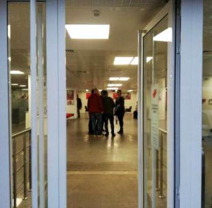 Esenler'de soygun girişiminde bulunan silahlı şüpheliyi vatandaşlar yakaladı