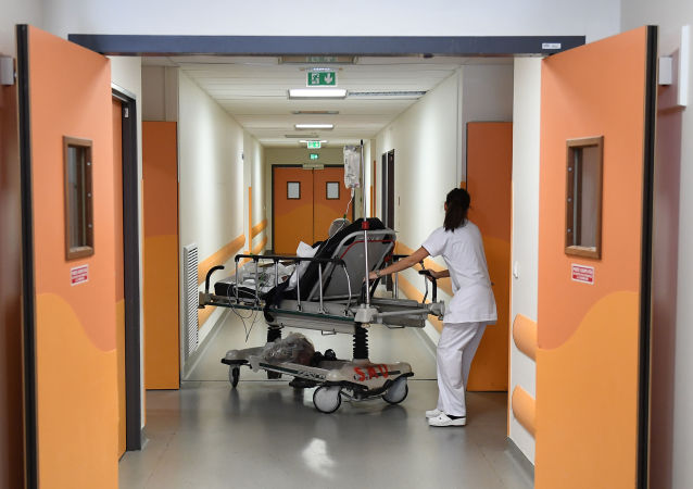 Fransa- Hastane