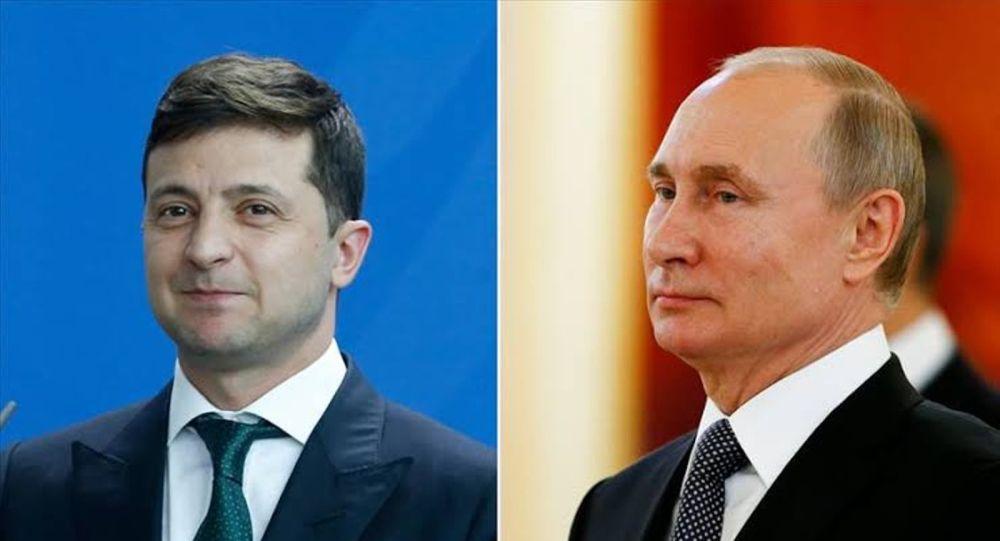 Peskov: Paris'te Putin ile Zelenskiy muhakkak görüşecek