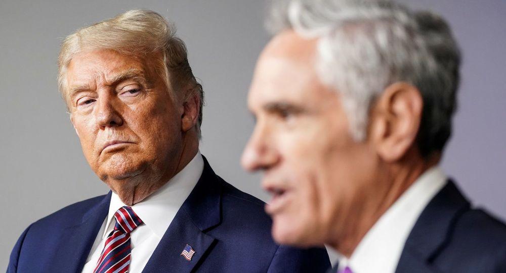 Trump'ın Kovid-19 Danışmanı Scott Atlas görevinden istifa etti