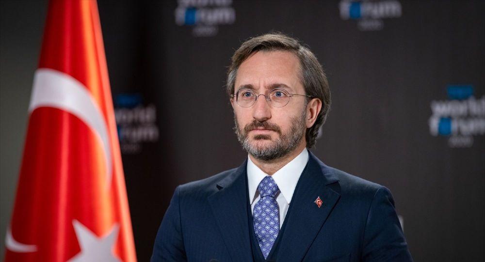 İletişim BaşkanıAltun'dan açıklama: Tehditleriniz hükümsüzdür