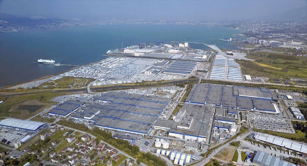 Ford Otosan 'Batarya Montaj Fabrikası' kuruyor