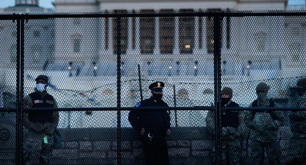 ABD Kongresi'nden Capitol Hill polisi ve Afganlar için 2.1 milyar dolara onay