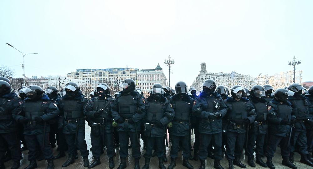 Moskova Savcılığı, izinsiz gösterilere katılmanın sonuçları hakkında uyardı