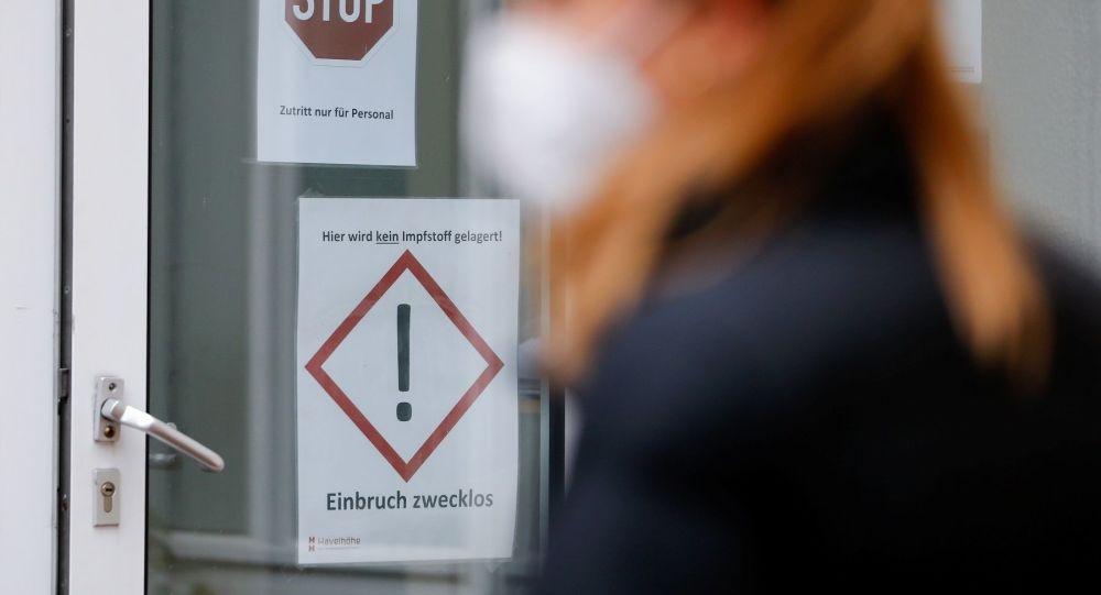 Almanya'da mutasyona uğramış Kovid-19 virüsüne rastlanan hastane karantinaya alındı