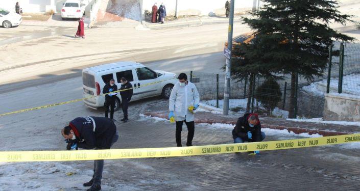Ankara'da silahlı saldırıya uğrayan kadın hayatını kaybetti