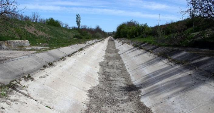 Alman vekil: Kırım'a tatlı su tedarikinin kesilmesi bir tür ortaçağ kuşatma yöntemidir