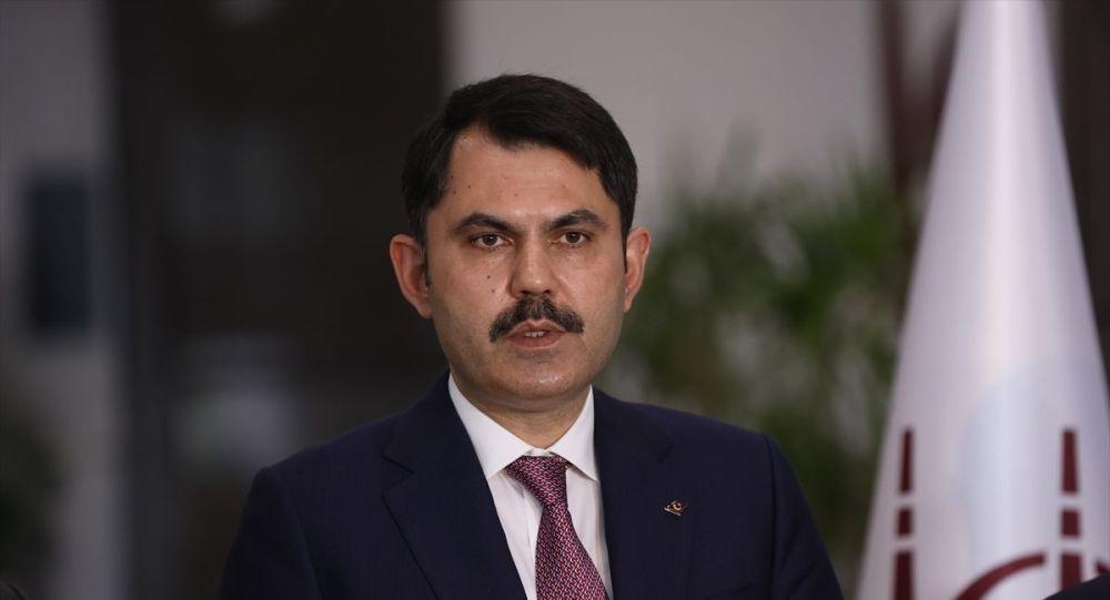 Bakan Kurum: Marmara Denizi için başlattığımız bilimsel çalışmaları inşallah temmuz sonuna kadar tamamlayacağız