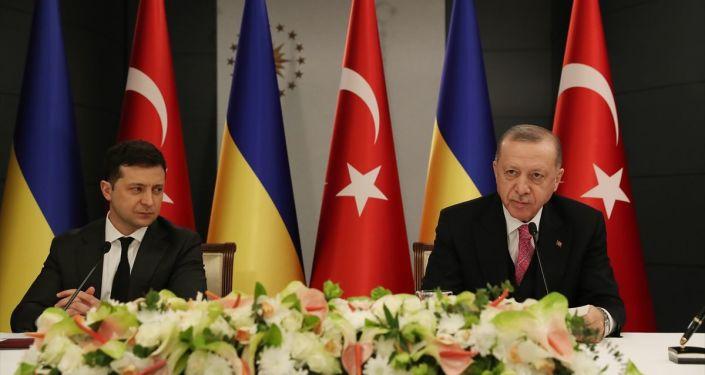 Erdoğan: Ukrayna ile iş birliğimiz üçüncü ülkelere karşı bir girişim değildir