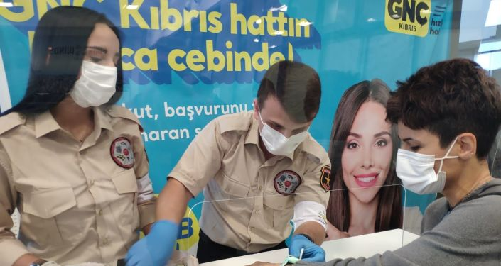 Η εφαρμογή παρακολούθησης καραντίνας με βραχιολάκια ξεκίνησε στη Βόρεια Κύπρο