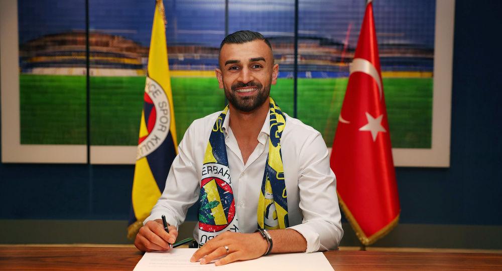 Fenerbahçe, santrafor Serdar Dursun'u renklerine bağladı