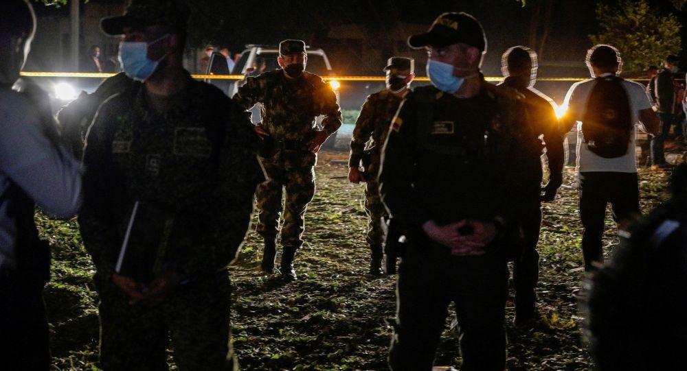 Kolombiya, askeri birlikte meydana gelen bombalı saldırıdan Ulusal Kurtuluş Ordusu'nu sorumlu tuttu