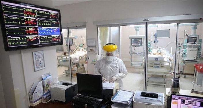 Türkiye'de son 24 saatte 5 bin 261 koronavirüs vakası tespit edildi, 37 kişi hayatını kaybetti