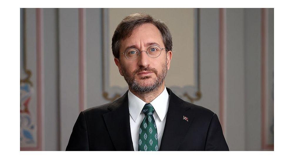 İletişim Başkanı Altun'dan ABD'ye 'mülteci' tepkisi: Türkiye, kimsenin bekleme odası değildir