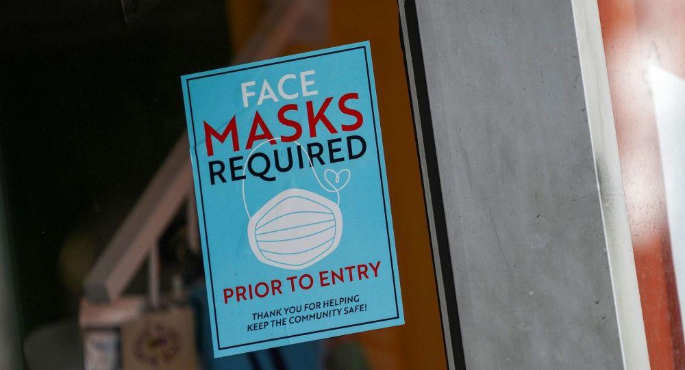 ABD'de sağlık yetkilileri, koronavirüsle mücadelede 'iç mekanlarda maske kullanımı' tavsiyesine geri döndü