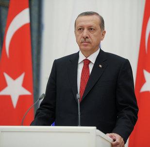 Erdoğan basın toplantısında