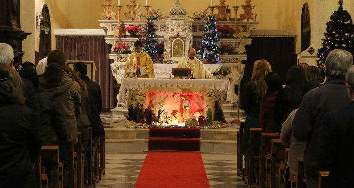 Türkiye'deki Hristiyanların, Noel kutlamaları