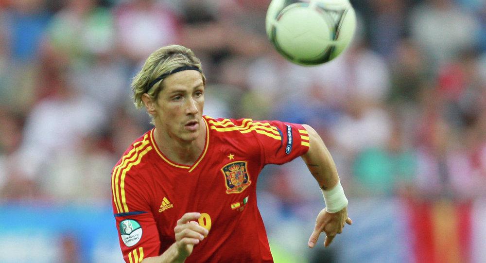Fernando Torres. Milan. EURO